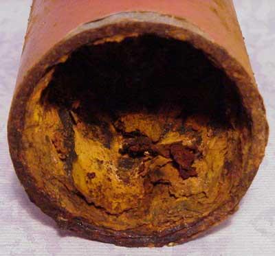 Eastviewchemistry Rusty Pipes